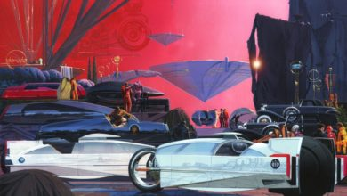 Photo of Syd Mead Receives Lifetime Achievement Award