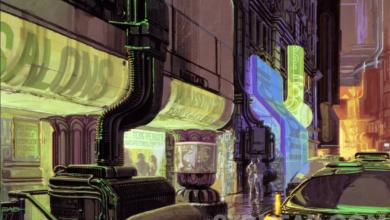 Photo of Blade Runner 2019 City Design 01