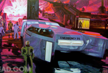 Photo of Syd Mead US Steel Series