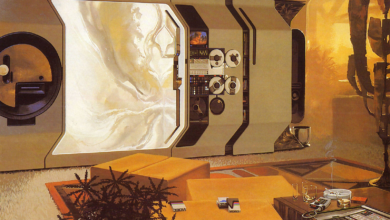 Photo of Syd Mead PlayBoy Magazine