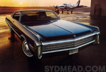 Photo of Syd Mead 1972 Chrysler Imperial LeBaron