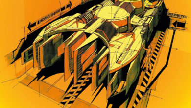 Photo of Syd Mead Virgil