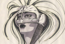 Photo of Syd Mead Blade Runner Character Design