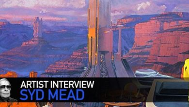 Photo of GNOMON: INTERVIEW WITH SYD MEAD