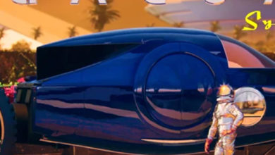 Photo of MEGACOACH – A Syd Mead Tribute